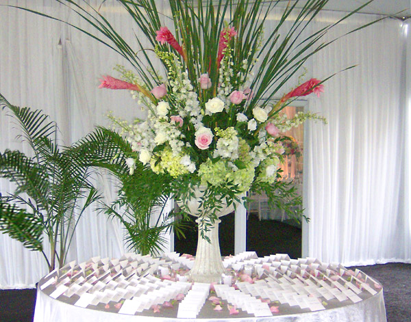 Floral Focal Point