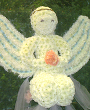 Flowers Angel