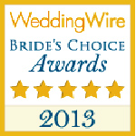 Brides Choice 2013 Award