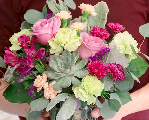 Wheaton Flower Design