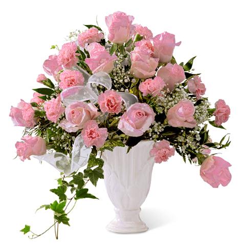 FTD Deepest Sympathy Flowers Arrangement #4554X